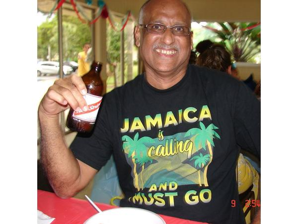 508: Jamaica South Coast Show- With Maurice Harrison Live from Alligator Pond