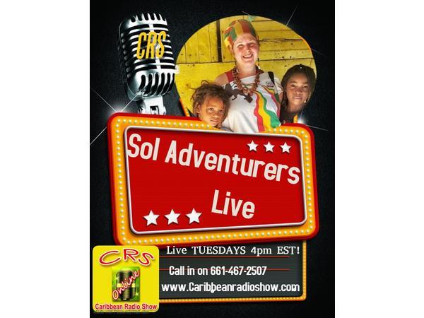 86: Sol Adventurers Live: E8 Conscious Reggae: Sister Aisha,Denroy Morgan& Jahnyah